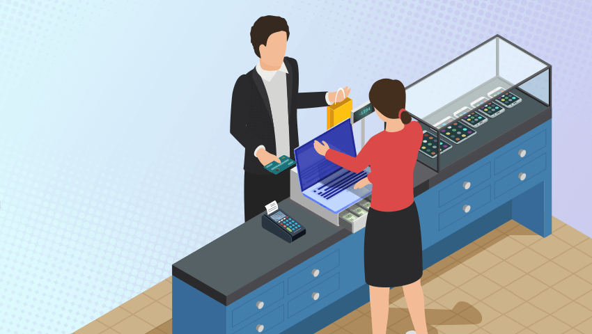 Retail Portal: The Point of Sale Software