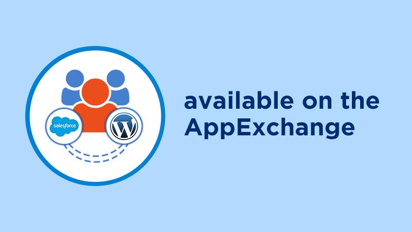 CRMJetty's Salesforce WordPress Customer Portal is Now on AppExchange