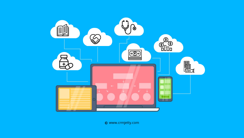 Web Portal and Its Application in 7 Major Industries