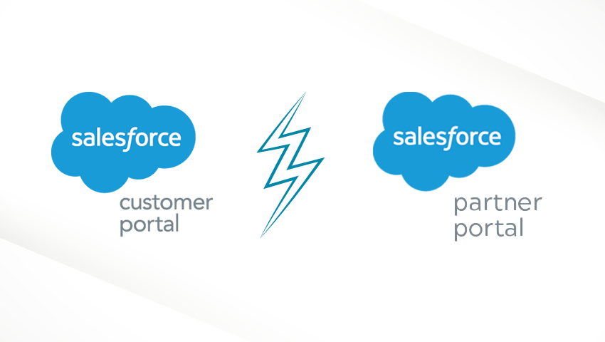 Salesforce Customer Portal Vs Partner Portal: All You Need to Know
