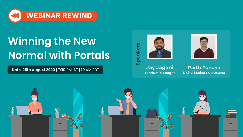 Webinar Rewind: A Successful Start for Portals in the New Normal