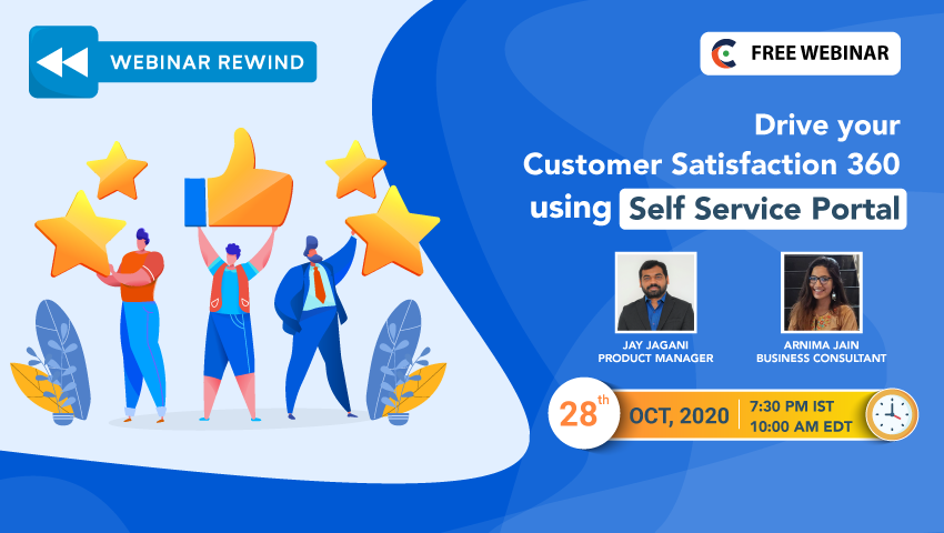 Webinar Rewind: A 360 View of How You Can Serve Your Customers