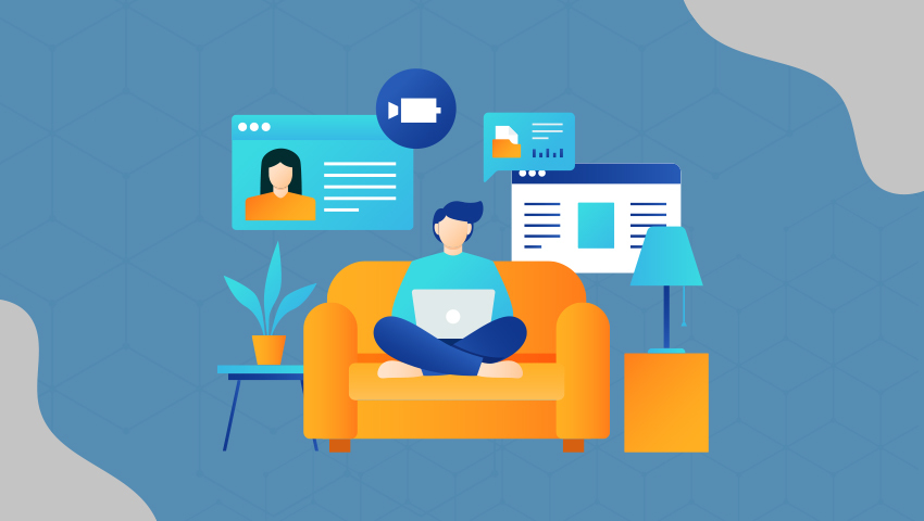Work from Home Portal Solutions: To Simplify Remote Work