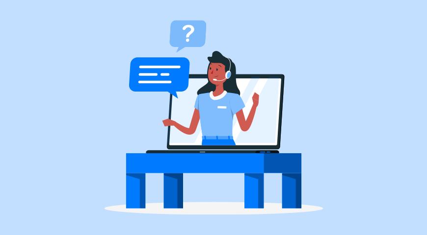 Customer Self-Service Portal