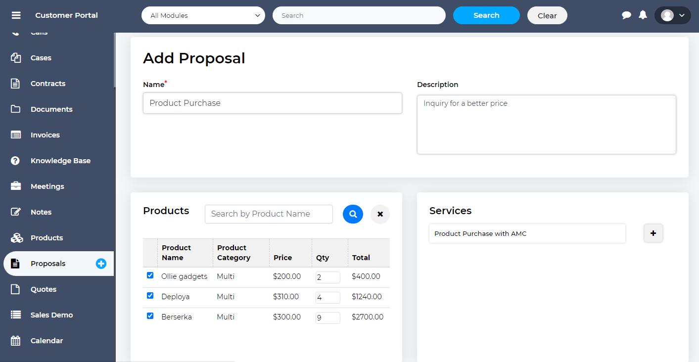 Generate Proposals