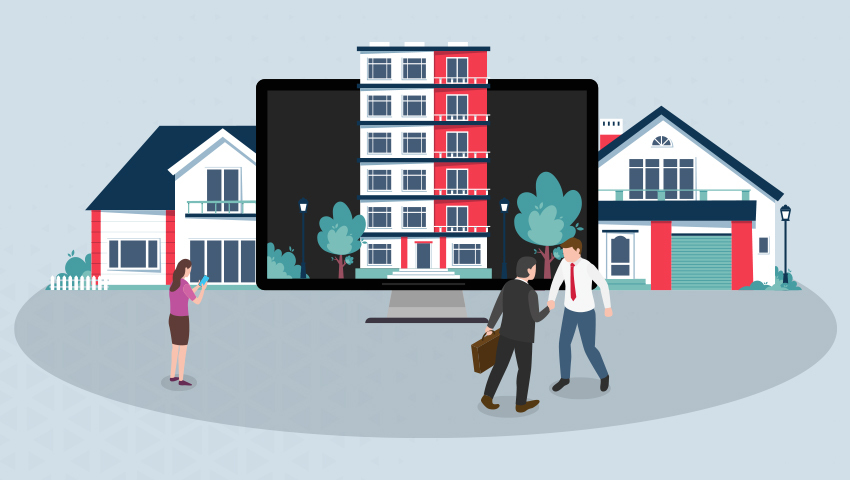 How Is Technology Disrupting Real Estate Industry in 2021
